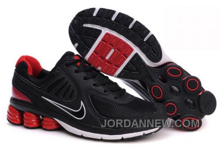 http://www.jordannew.com/mens-nike-shox-r6-shoes-black-red-white-for-sale.html MEN'S NIKE SHOX R6 SHOES BLACK/RED/WHITE FOR SALE Only $75.68 , Free Shipping!