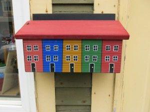 St. John's mailbox