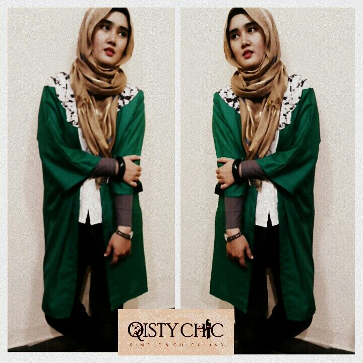 Simple & Chic   Follow us @qistychic