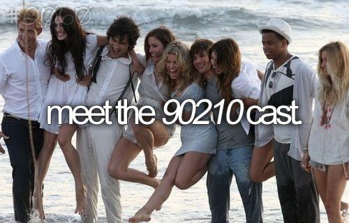 meet the 90210 cast