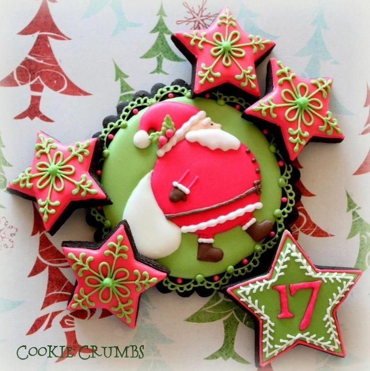 Chubby Santa | Mint Lemonade Love this so much!!!!!