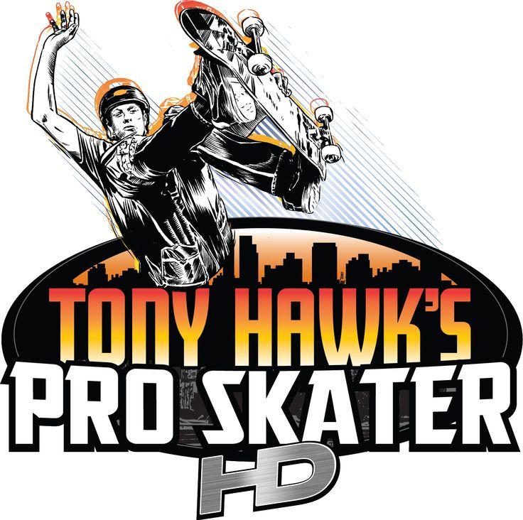 Tony Hawk's Pro Skater HD Tony hawk pro skater, Pro