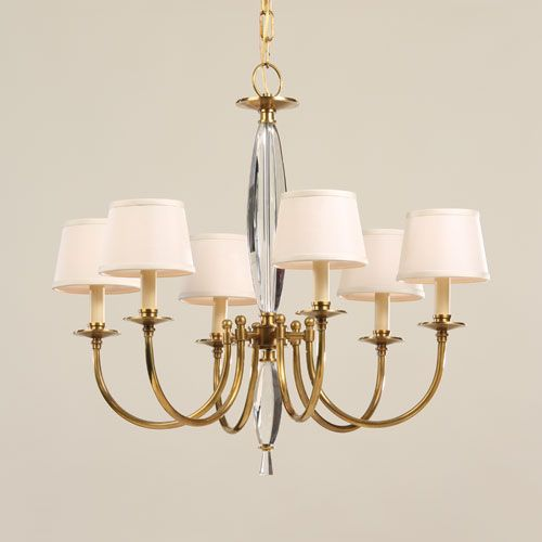 17 best images about brass chandeliers on pinterest shops brass metal and iron chandeliers - Spectacular glass chandelier shades for more elegant interior ...