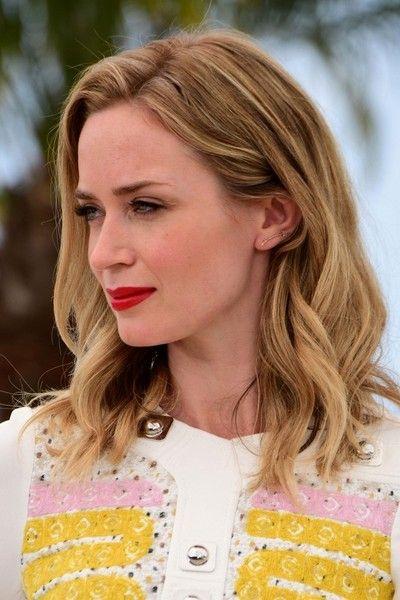Emily Blunt Photos: 'Sicario' Photocall - The 68th Annual Cannes Film Festival