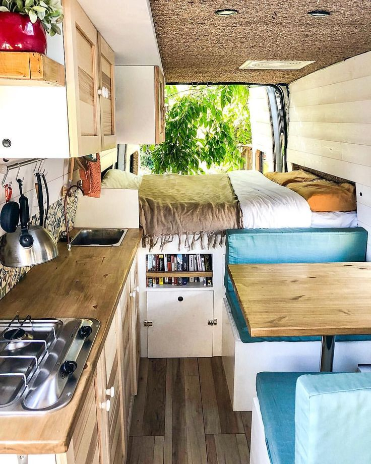 COOLEST SPRINTER CAMPER VANS ON INSTAGRAM