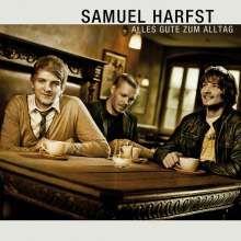 Samuel Harfst: Alles Gute zum Alltag, CD