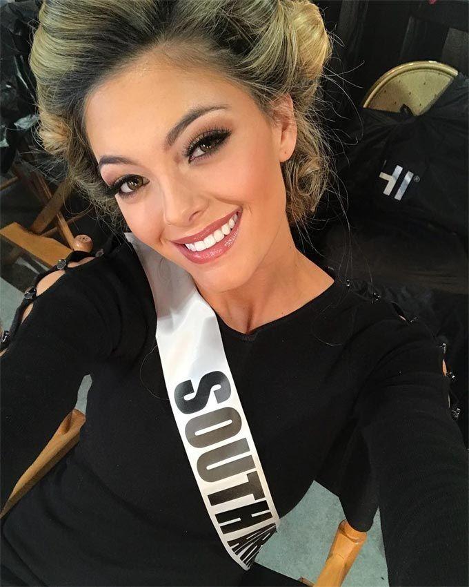 Abrimos el vestidor de la recién elegida como Miss Universo 2017, Demi-Leigh Nel-Peters