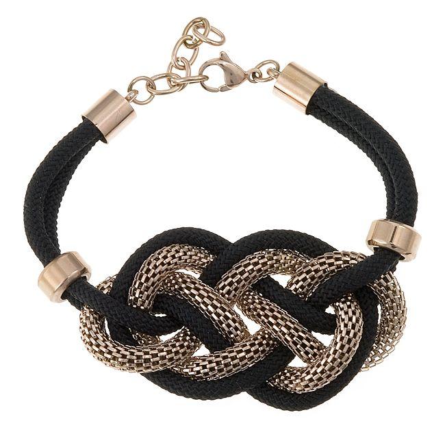 Ingnell Jewellery - Tone bracelet rose. Stainless steel. www.ingnelljewellery.com