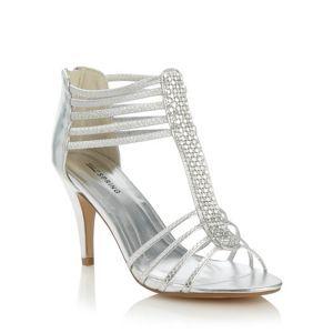 Low Heeled Wedding Shoes Debenhams