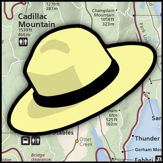 View and download any high resolution national park map: 1,474 free PDF and image files of maps from park brochures and handouts, no strings attached.
