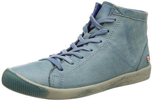 Softinos Isleen Damen Hohe Sneaker - http://on-line-kaufen.de/softinos/softinos-isleen-damen-hohe-sneaker