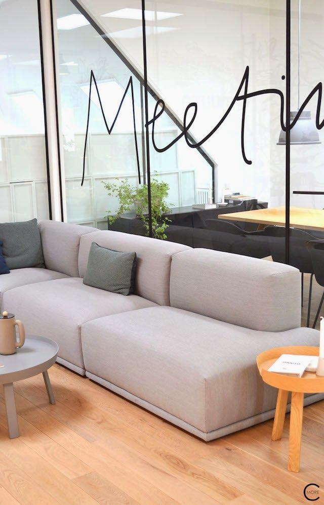 Connect Sofa System | Muuto At C More Interieuradvies.blogspot.nl