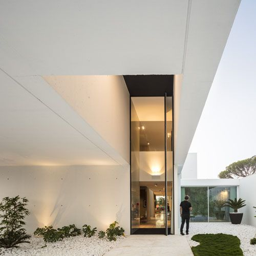 QL House by Visioarq Arquitectos | Daily Icon