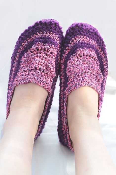 Slippers - CreativeToday | Crafty