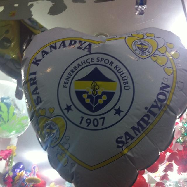2011 - 2012 senesinin balonları çıktı bile :))))