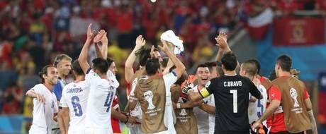Entenda - Seleção chilena pode acabar com freguesia para o Brasil