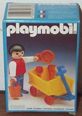 Playmobil 3356 Child with Sand Toys   eBay