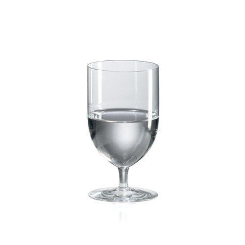 Have to have it. Ravenscroft Amplifier Mineral Water Short Stem Wine Glass - Set of 4 - $79.99 @hayneedle