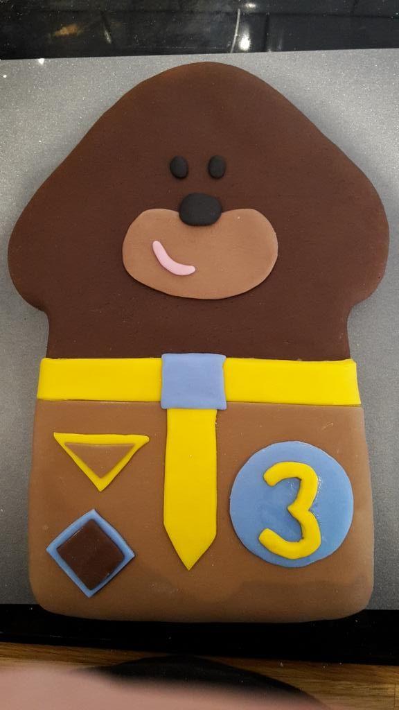 Hey Duggee Cake Cake Ideas Pinterest Birthday Cakes