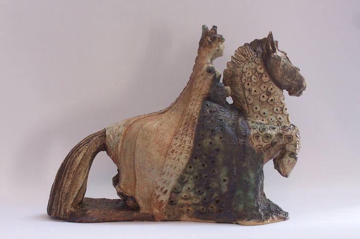 nelrood.nl - Vrouw op springend paard