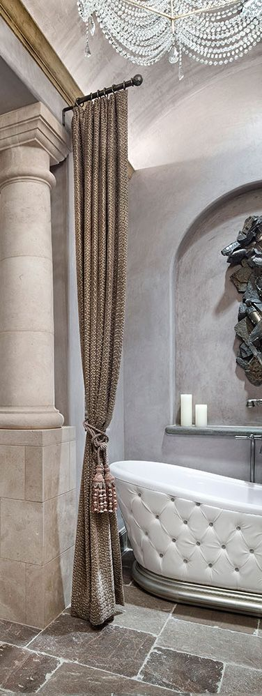 261 best GLAMOROUS HOMES images on Pinterest | Bathroom, Beautiful and Fire