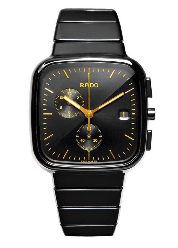 Erä sveitsiläisiä Rado-kelloja, -40 %. Timanttiset Kulta-aika, E-taso.