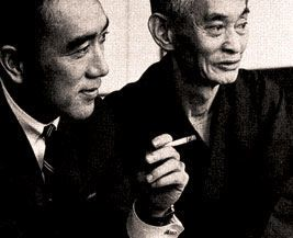 Literary criticism on Abe Kobo and/or Mishima Yukio?