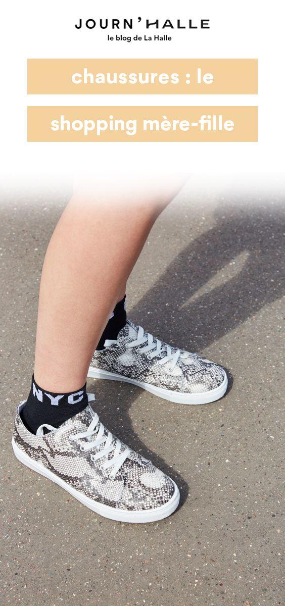 la halle aux chaussures baskets femme moderne