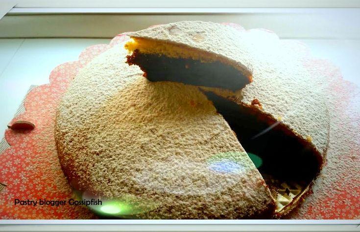 Pastry blogger, la Cake bicolore parvè ( senza latte): delizia soffice e…