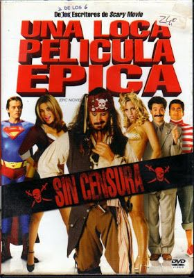 Descargas Diversas Epic Movie 2007 Latino Dvdrip Mega