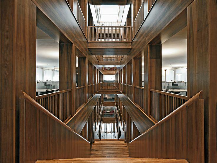 27 best images about novartis campus basel on pinterest for K architecture geneve