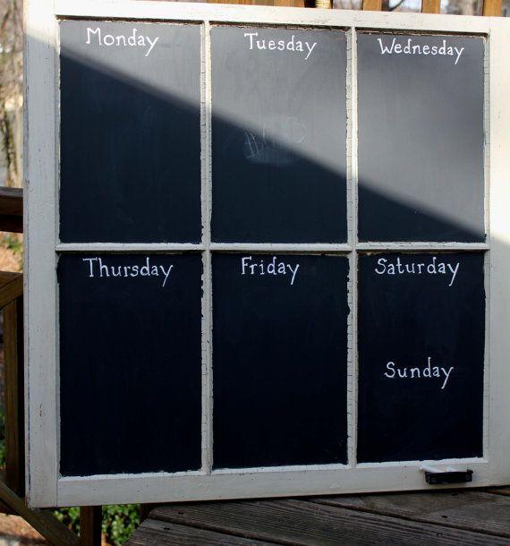 Best 25+ Chalkboard window ideas on Pinterest | Old window ...