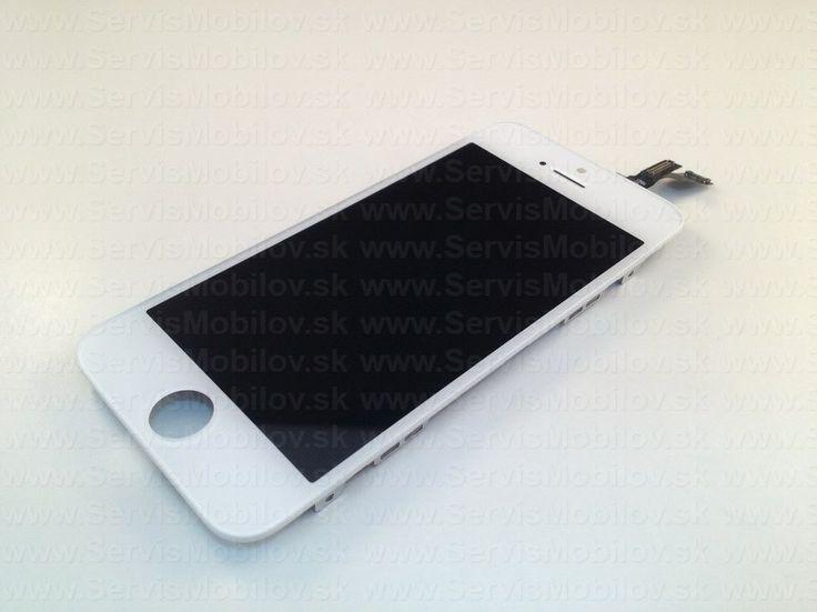 Výmena skla  Apple iPhone 5 do 30 min. Repair glass on Apple iPhone 5