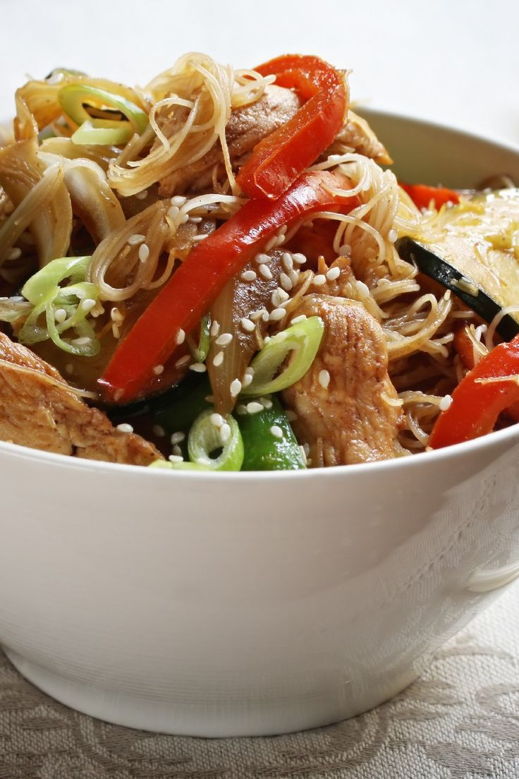 white nike womens sweatshirt Sweet and Spicy Pork and Napa Cabbage Stir Fry with Spicy Noodles Recipe