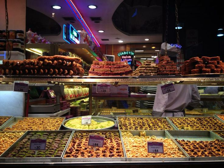 Lovely sweets and baklava!!!