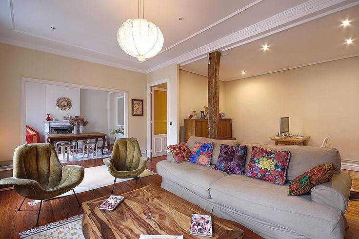 Échale un vistazo a este increíble alojamiento de Airbnb: HABITACION DOBLE CON WC EN  CENTRO - Apartamentos en alquiler en Bilbao