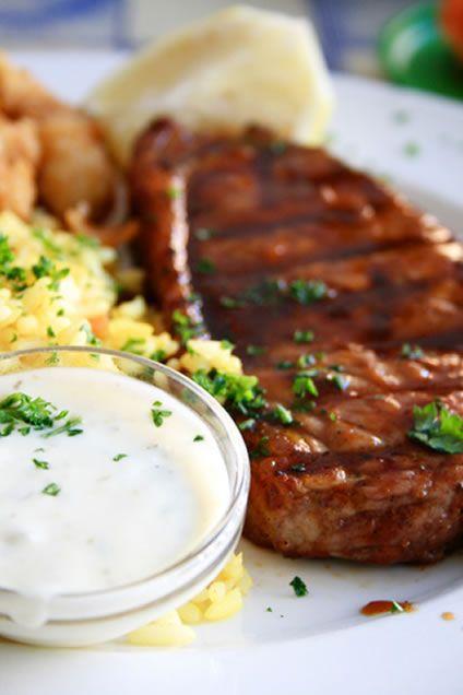 ... Bourbon Chicken, Brown Sugar, Bourbon Steak Sauces, Flank Steak, Spicy