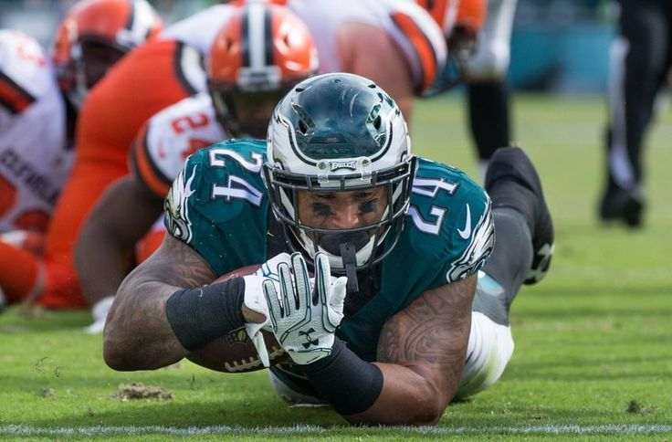 The Philadelphia Eagles still want more from the running back position
