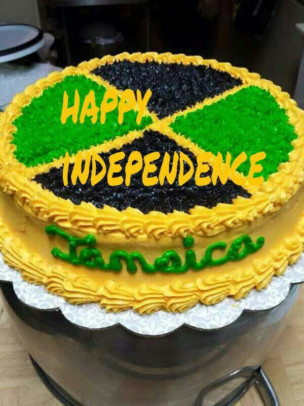 JAMAICA INDEPENDENCE DAY!