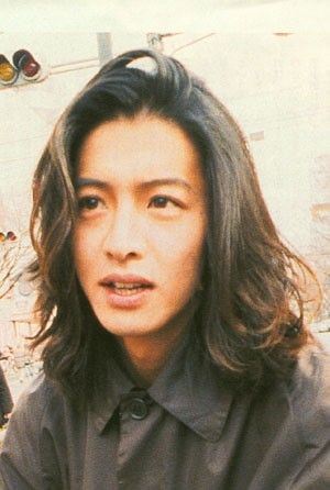 Kimura Takuya. How could somebody be as attractive as this one!