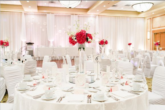 7 best venues images on pinterest ballrooms vancouver and wedding marriott vancouver pinnacle downtown wedding decorwedding junglespirit Gallery