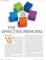 The Effective Principal: Five Pivotal Practices that Shape Instructional Leadership – School Leadership – The Wallace Foundation