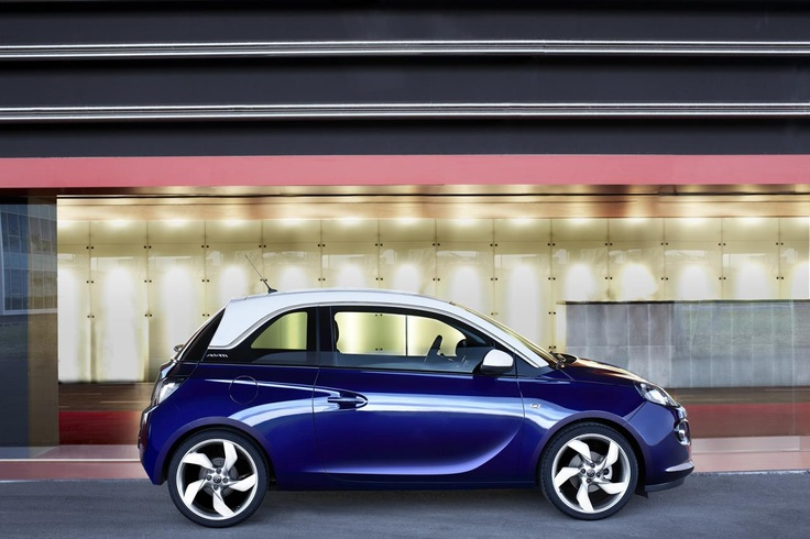 Cars & Life: Opel / Vauxhall Adam is here!