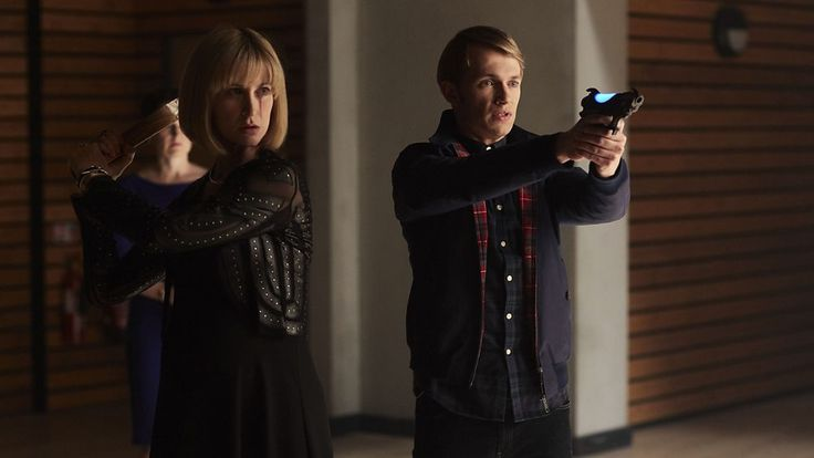 Miss Quill and Charlie