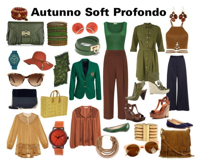 Autunno Soft Profondo in primavera by laralabiche on Polyvore featuring moda, Lipsy, Zimmermann, MANGO, American Vintage, GANT, Zac Posen, STELLA McCARTNEY, Chloé and Derek Lam