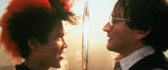 'Hook' Actor Dante Basco Writes Robin Williams Tribute