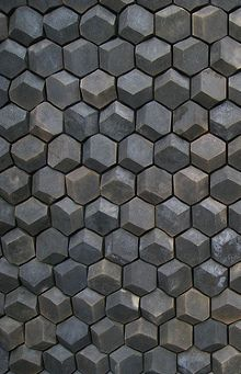 They may not be tiles as we know them, but they sure are nice.... - Klink