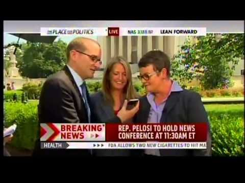 President Obama Calls Chad Griffin to Congratulate Prop 8 Plaintiffs - YouTube