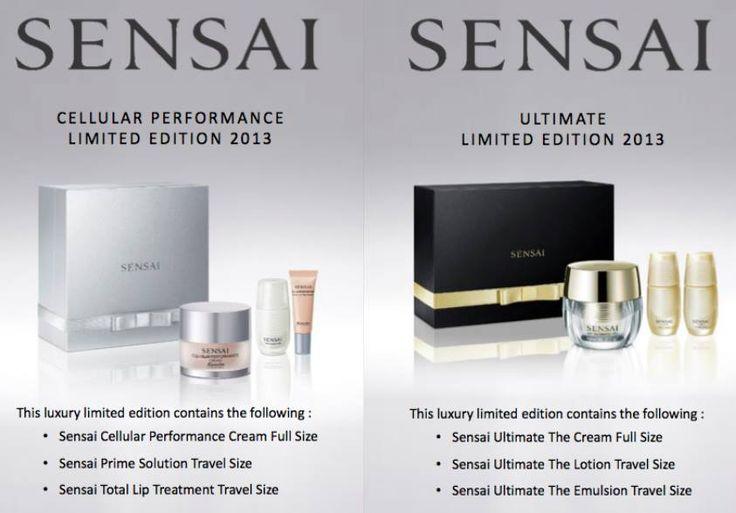 - Sensai Ultimate Limited Edition: R7 980 - Sensai Cellular Performance Limited Editions: R1 590 Avail at Edgars, Truworths, Stuttafords, DisChem & selected Pharmacies