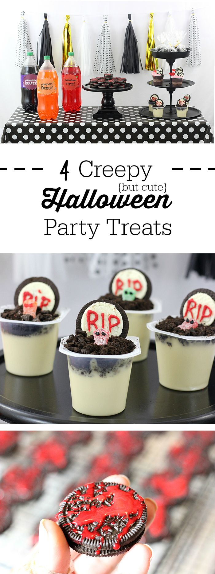 Best 25+ Creepy halloween party ideas on Pinterest | Creepy ...